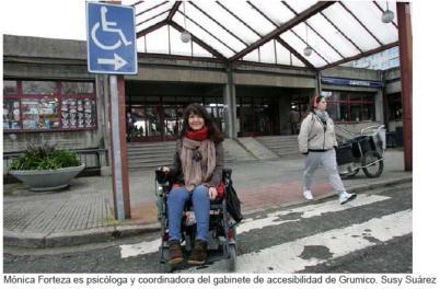 Grumico denuncia accesiblidad