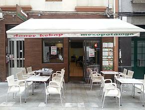 Donner Kebab mezopotamya