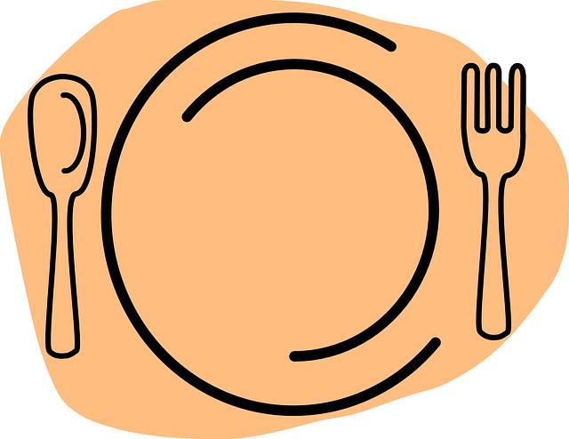 Dibijo de platos