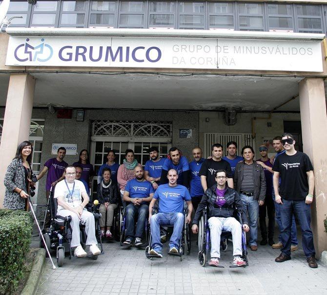 Grupo entrada Grumico