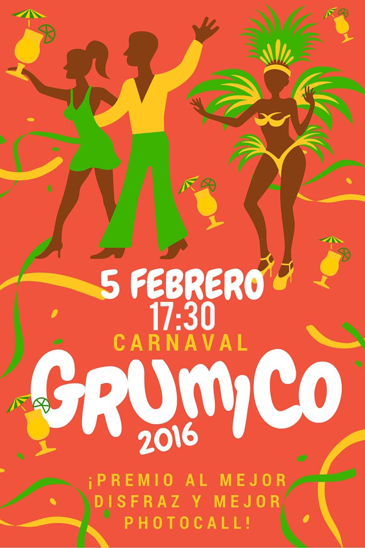 Cartel Carnaval definitivo