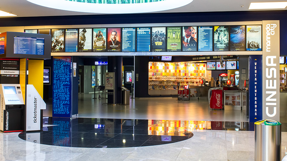 cinesa marineda city