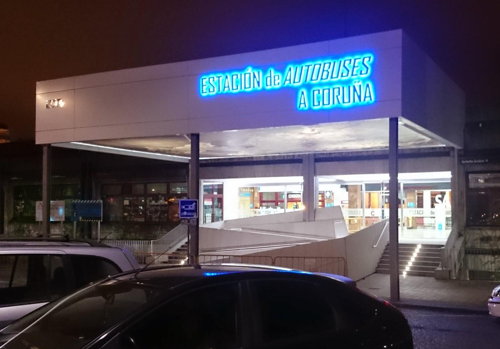 estacion bus