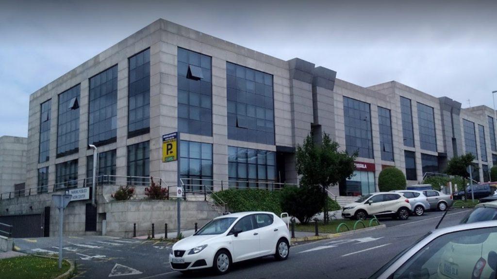 parking work center
