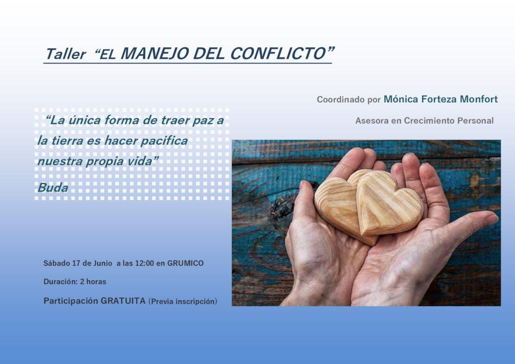 Cartel difusión Taller Manejo del Conflicto GRUMICO (1)-001